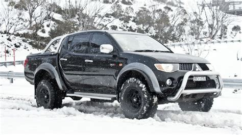 lifted mitsubishi 24 best triton images on pinterest off road offroad and 4x4