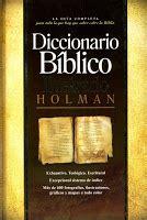 libro diccionario biblico ilustrado holman palabra viva la biblia digital theword