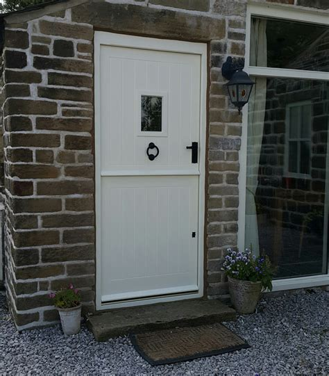 Exterior Stable Door Solid Wood Doors Made To Measure Near Ilkley Yorkshirefine Wood Designs Ltd