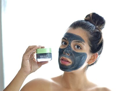 Blue Detox Clay Mask by Lola Blue Style L Oreal Clay Mask