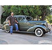 1937 Chevrolet Righthand Drive  Original Gangster