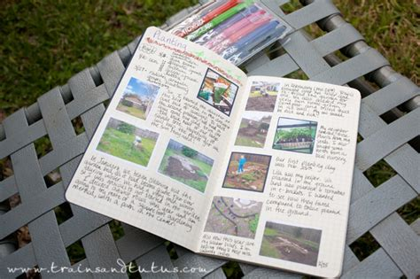 Garden Journal My Garden Journal