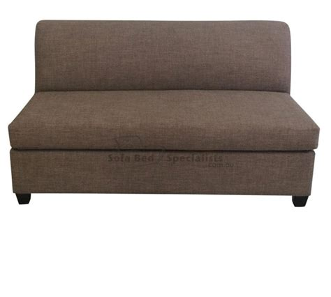innerspring mattress for sofa bed double armless sofabed with innerspring mattress sofa