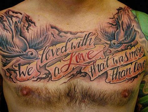 2014 tattoos for men gallery for best chest tattoos for 2014