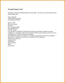 business letter attention line exle 28 images special