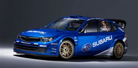 Suzuki Wrx Sti Subaru And Suzuki Pull Out Of Wrc