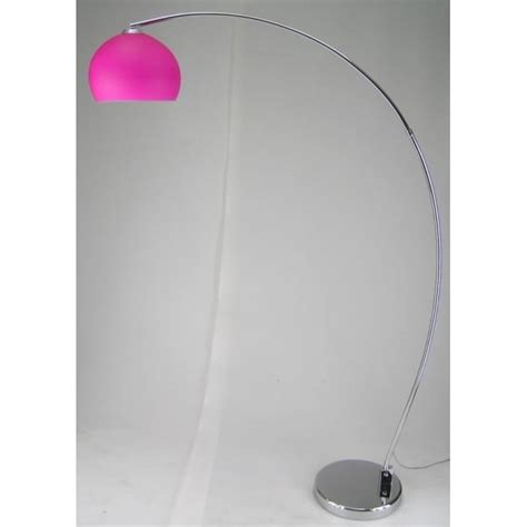 Pink Floor L by Retro Lighting Retro Lighting Lrfloorpink 1 Light Modern