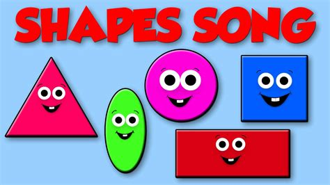 colors and shapes lyrics shapes song we are shapes learn shapes