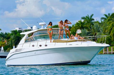 party yacht miami beach find your yacht charter in miami beach sailo