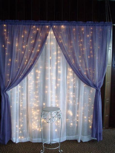 diy wedding curtain backdrop best 25 wedding backdrops ideas on pinterest weddings