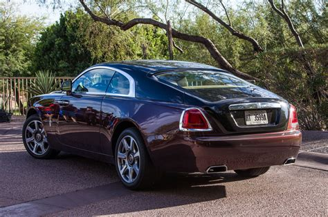 rolls royce rear 2014 rolls royce wraith rear left view 3 photo 20