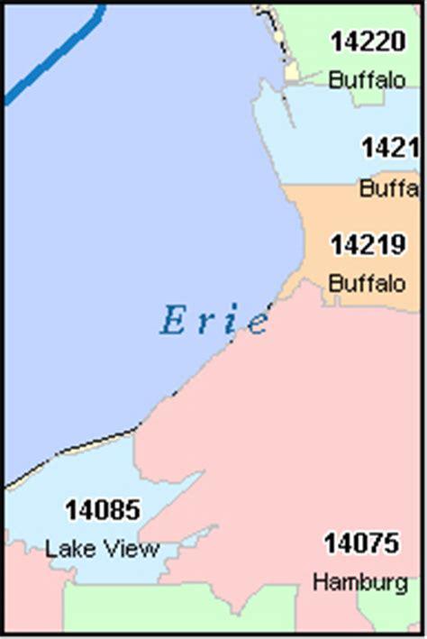 buffalo ny zip code map leebackuper