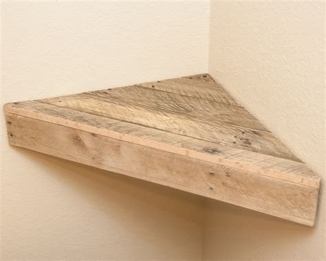 Corner Wall Shelf Wood by Wall Shelf Floating Shelf Book Shelf Bathroom Shelf Corner