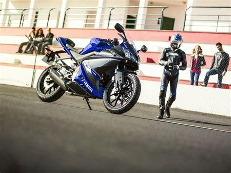 Motorrad 125 Einfahren by Yamaha Yzf R125 Modellnews