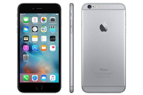 Apple Iphone 6 Plus iphone apple iphone 6 plus gris sideral 64 go