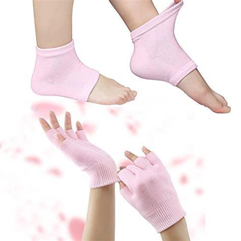 Spasensials Moisturizing Socks And Gloves by Codream Cotton Moisturizing Gloves And Socks Set Day