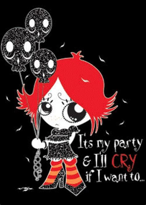 happy birthday cartoon emo mp3 download gothic comments graphics