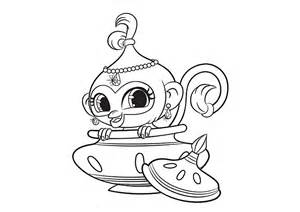 shimmer and shine coloring pages printable shimmer and shine coloring pages to and print for