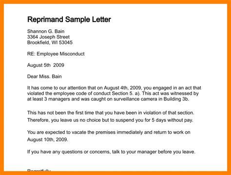 5 Employee Suspension Letter Gcsemaths Revision Employee Suspension Letter Template
