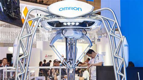 film robot petarung pt omron electronics indonesia robot sebagai mitra