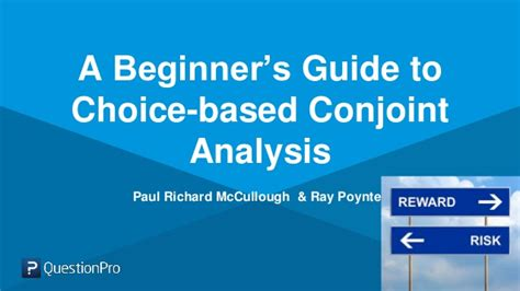 how to analyze beginner s guide to learn the of analyzing volume 1 books webinar a beginners guide to choice based conjoint analysis