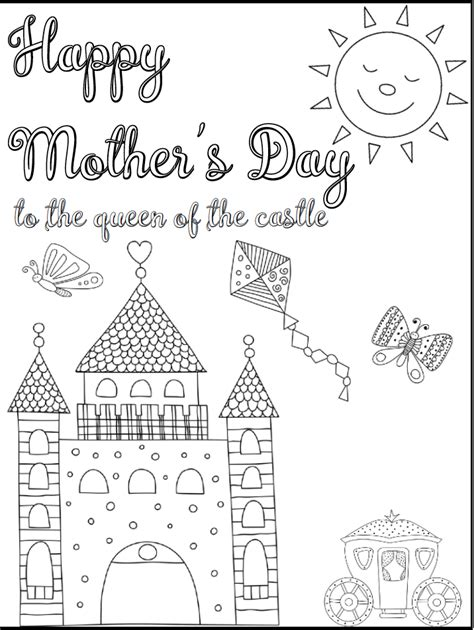 printable mothers day cards to color free printable s day cards some of them you can