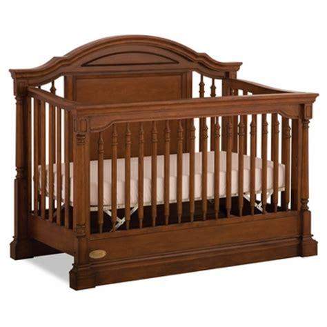 Ragazzi Mirella Premium Convertible Crib In Antique Cherry Ragazzi Baby Crib