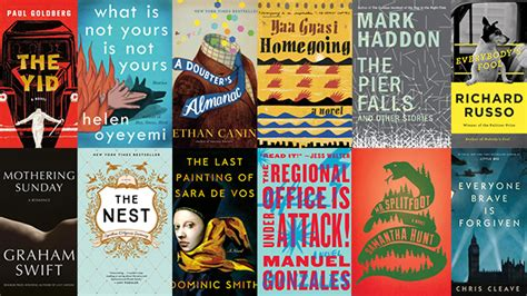 best fiction book the 16 best fiction books of 2016 so far books