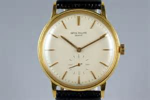 Watches For Sale Vintage Patek Philippe Watches For Sale