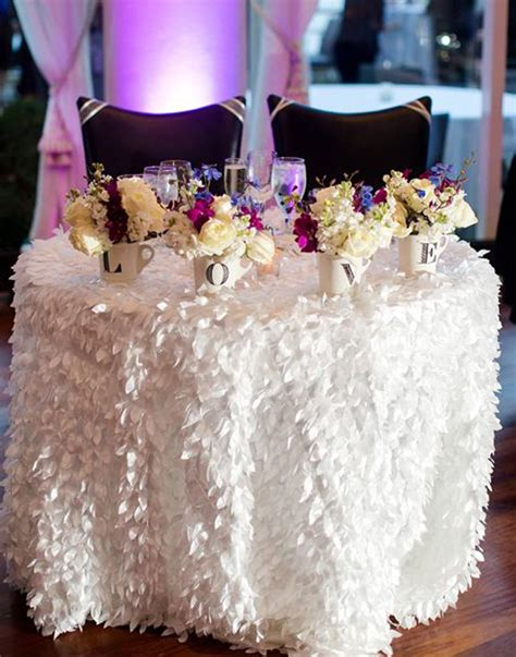 Wedding Ceremony Vs Reception by Sweetheart Table At Wedding Reception Fashion Dresses