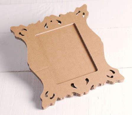 cornice di cartone cornice quadrata in cartone per decorazioni