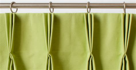 how to measure for pinch pleat curtains how to choose the perfect pinch pleats for your window