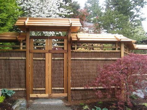 Japanese Garden Gates Ideas 100 Ideas To Try About Fences And Gates Fence Design Tropical And Gate Design