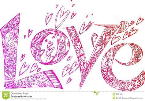 doodle pink pink sketchy doodles stock images image 32313904
