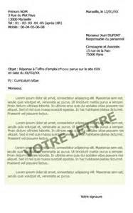 Présentation Lettre Directeur Resume Format Lettre Ou Cv En Premier