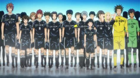 days anime episode 1 next generation football soccer