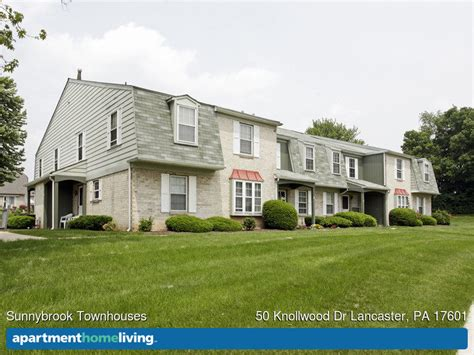 sunnybrook townhouses apartments lancaster pa