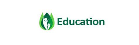 design logo education free education logo education