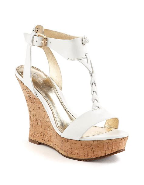 by sigerson morrison bela leather platform cork