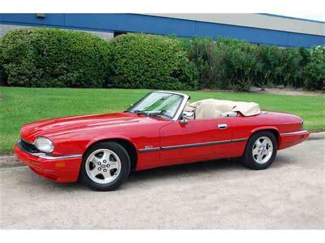 1995 jaguar xjs v12 classic jaguar xjs for sale on classiccars 63 available