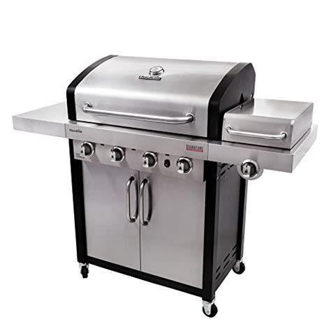 char broil signature 2b cabinet grill char broil signature tru infrared 525 4 burner cabinet