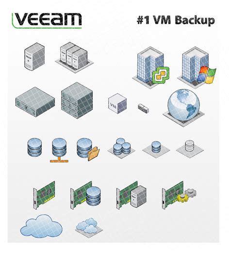 veeam visio stencils free vmware and hyper v stencils for visio