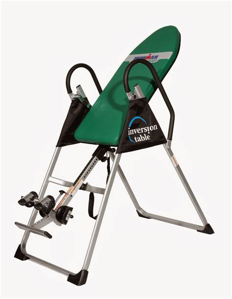 Ironman Inversion Table 4000 by Health And Fitness Den Ironman Gravity 4000 Versus