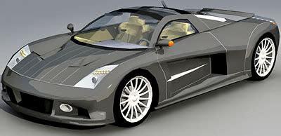 chrysler supercar me 412 chrysler me 412 free 3d models