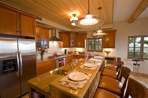 Kitchens With Bars And Islands Kitchen Islands With Breakfast Bar Pthyd