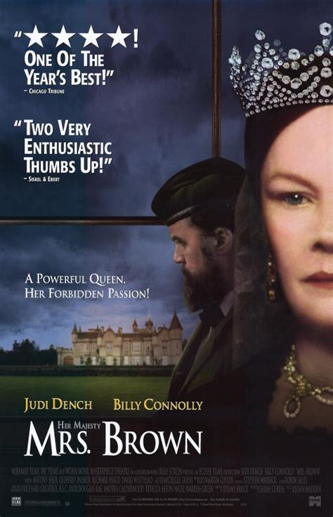 queen victoria film billy connolly her majesty mrs brown 1997 gerard butler gals