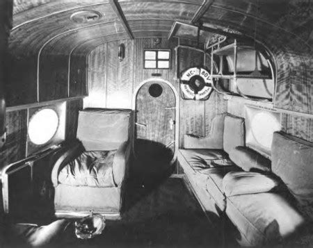 Flying Boat Interior by The Flying Boats