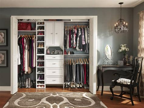 Closet Organizer Ideas by Small Closet Organization Ideas Pictures Options Amp Tips