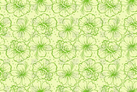hawaii pattern free floral hawaiian pattern vector image 59036 rfclipart
