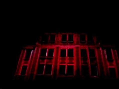 waverly hills haunted house waverly hills haunted asylum beginning light show youtube